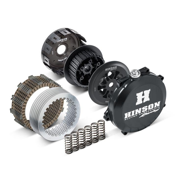 Hinson Complete Billetproof Conventional Clutch Kit