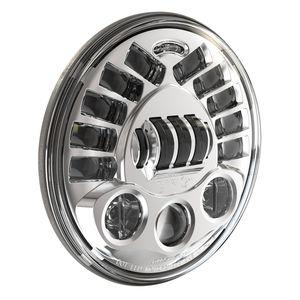"""J.W. Speaker 8790 LED 7"""" Headlight"""