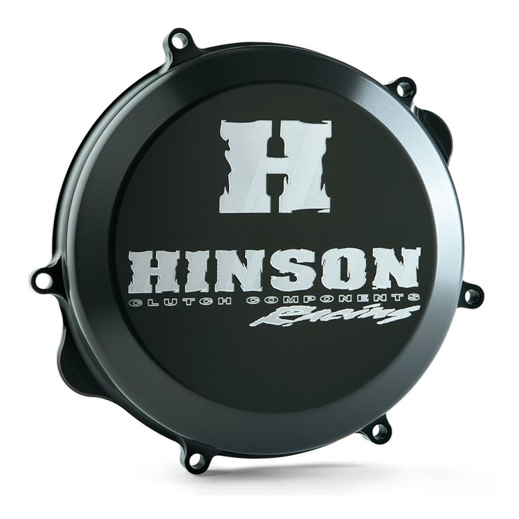 Hinson Billetproof Clutch Cover Honda CRF250R 2004-2009