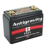 Antigravity Small Case 8-Cell 240CA Lithium Ion Battery