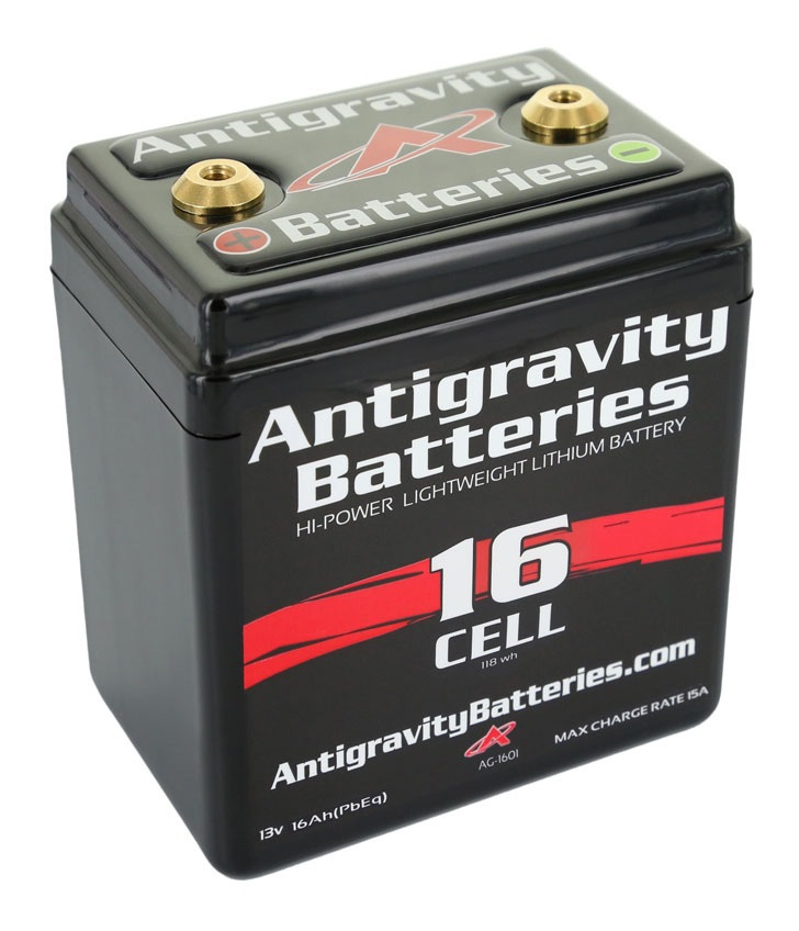 Battery Heated Clothing >> Antigravity Small Case 16-Cell 480CA Lithium Ion Battery ...