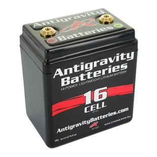 Antigravity Small Case 16-Cell 480CA Lithium Ion Battery