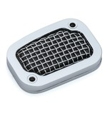 Kuryakyn Mesh Brake Master Cylinder Cover For Harley