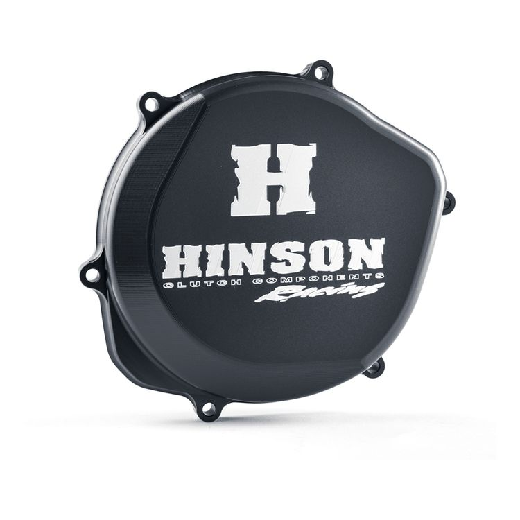 Hinson Billetproof Clutch Cover Honda CRF450R 2002-2008
