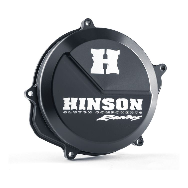 Hinson Billetproof Clutch Cover Honda CRF450R 2009-2016