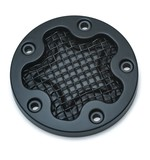Kuryakyn Mesh Timing Cover For Harley