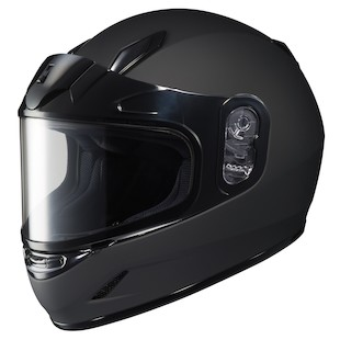 HJC CL-Y Snow Youth Helmet - Dual Lens Matte Black / LG [Blemished - Very Good]
