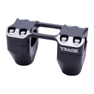 "Trask 1 1/4"" Assault Risers For Harley"