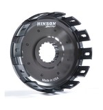 Hinson Billetproof Clutch Basket Honda CR250R 1990-1991
