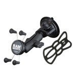 RAM Mounts X-Grip Suction Mount Kit
