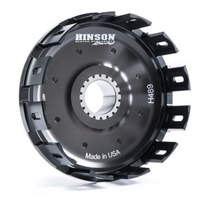 Hinson Billetproof Clutch Basket Honda CRF250R 2010-2016