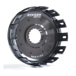 Hinson Billetproof Clutch Basket Kawasaki KX125 1994-2002