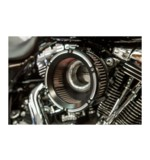 Trask Assault Charge High Flow Air Cleaner For Harley