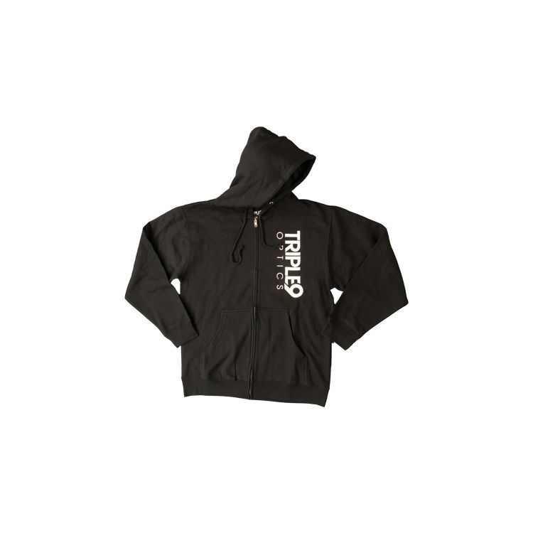 Triple 9 Zip-Up Hoody
