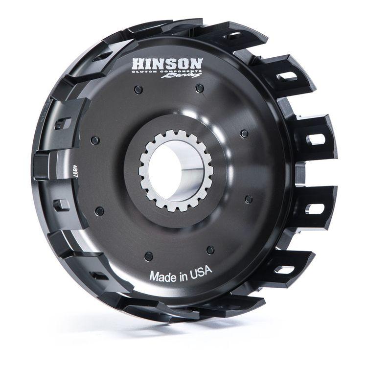Hinson Billetproof Clutch Basket Yamaha YZ250 / YZ250X 1993-2016