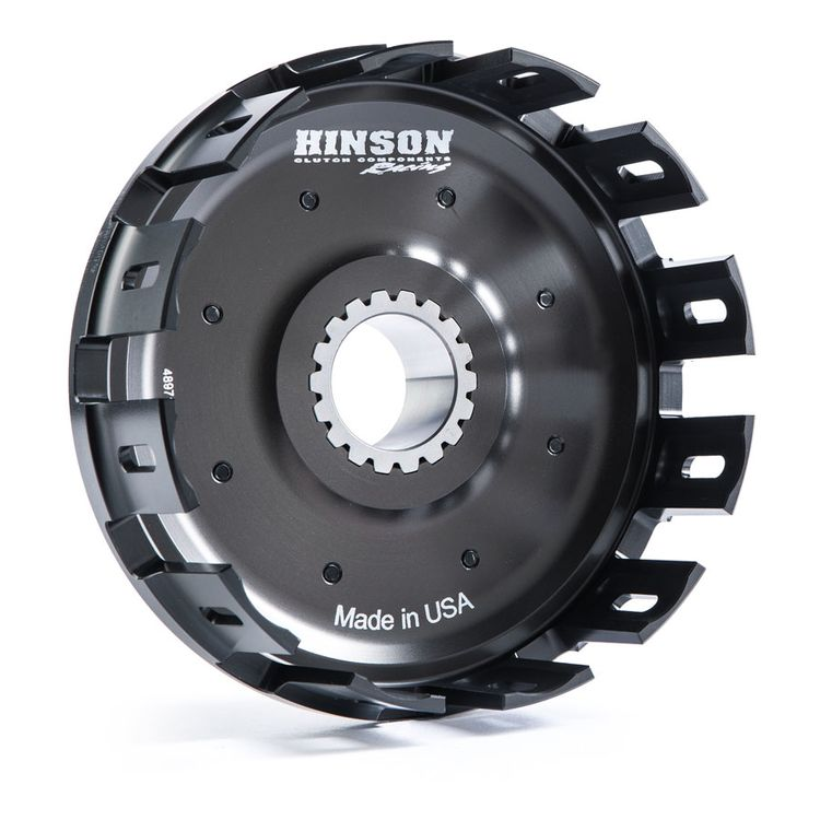Hinson Billetproof Clutch Basket Yamaha YZ250F 2009-2013