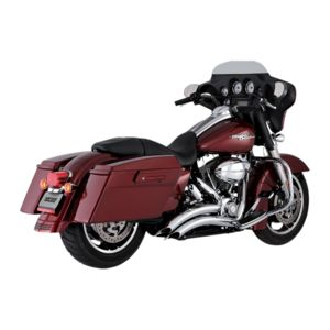 Vance & Hines Big Radius Exhaust For Harley Touring 2009-2016