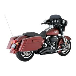 Vance & Hines Big Radius Exhaust For Harley Touring 2009-2016