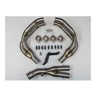 Hindle Exhaust Headers Yamaha R6 2006-2016