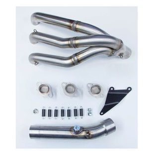 Hindle Exhaust Headers Triumph 675 / R 2013-2016
