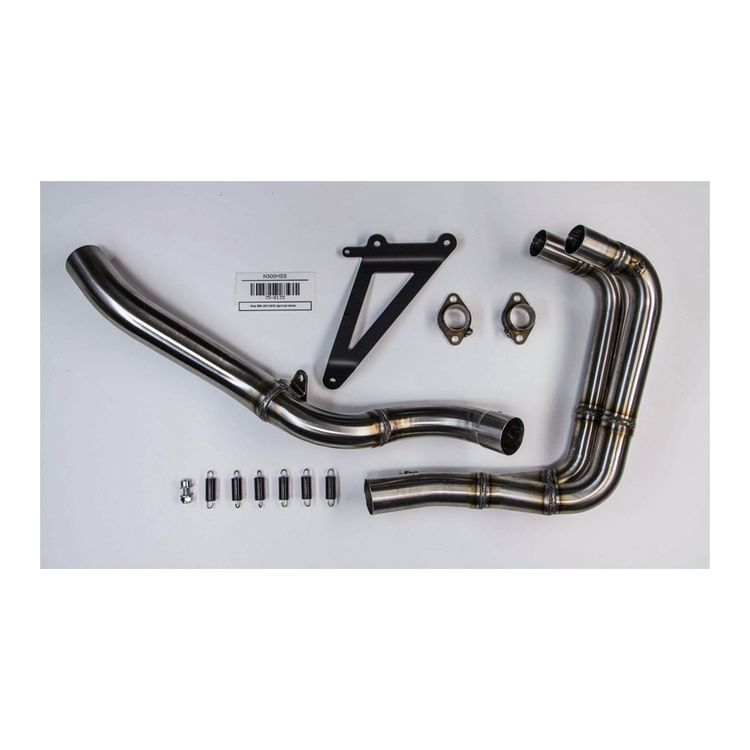 Hindle Exhaust Headers Kawasaki Ninja 300 2013-2016