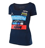 Troy Lee Women's KTM Team T-Shirt