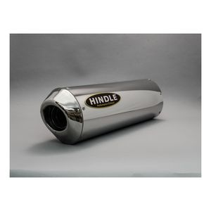 Hindle Euro Oval Exhaust System