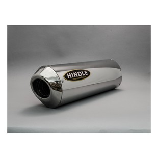 Hindle Euro Oval Slip-On Exhaust
