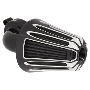 Arlen Ness Deep Cut Monster Sucker Air Cleaner Kit For Harley Twin Cam 1999-2017