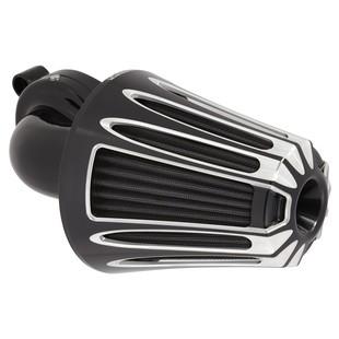 Arlen Ness Deep Cut Monster Sucker Air Cleaner Kit For Harley 2008-2017