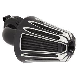 Arlen Ness Deep Cut Monster Sucker Air Cleaner Kit For Harley Sportster 1991-2018