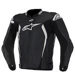 Alpinestars GP Tech Leather Jacket Black/White / 52 [Blemished - Very Good]