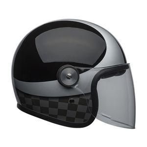 Bell Riot Checkers Helmet