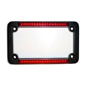 Signal Dynamics Dual LED License Plate Frame