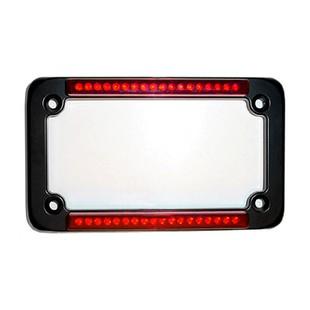 Signal Dynamics Dual LED License Plate Frame