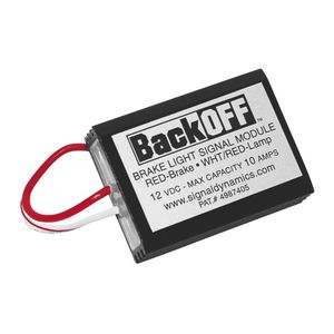 Signal Dynamics BackOFF Brake Light Modulator