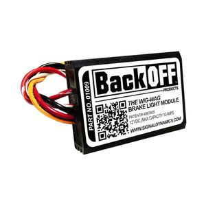 Signal Dynamics BackOFF Wig Wag Brake Light Modulator