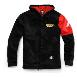 100% Team Geico Honda Flux Jacket
