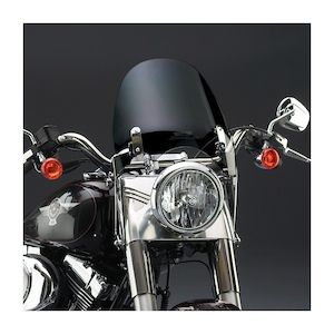 National Cycle SwitchBlade Deflector Windshield For Harley Softail 1986-2017 Light Tint [Previously Installed]