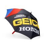100% Geico Honda Strike Standard Umbrella