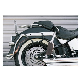 SW-MOTECH Legend SLC Sidecarrier For Harley Softail 1984-2017