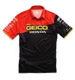100% Team Geico Honda Pit Shirt
