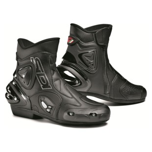 SIDI Apex Boots Black / 10/44 [Open Box]
