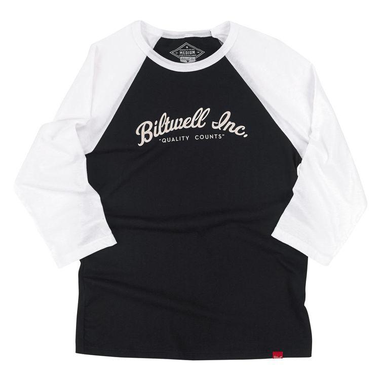 Biltwell OG Script Raglan Shirt