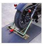 Pit Bull Trailer Restraint For Harley Sportster 2004-2007