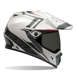 Bell MX-9 Adventure Barricade Helmet - Closeout