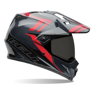 Bell MX-9 Adventure Barricade Helmet (Size XS Only)