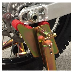 Pit Bull Hybrid Dirt Bike Swivels