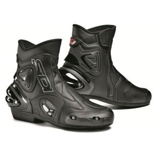 SIDI Apex Boots Black / 7.5/41 [Open Box]