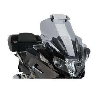Puig Touring Windscreen BMW R1200RT 2014-2016 Light Smoke / With Visor [Blemished - Very Good]